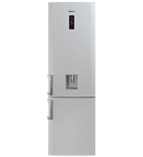 Combina frigorifica Beko DBKEN386WD+