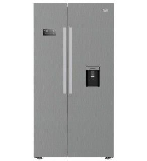 Frigider side by side Beko GN163320PT