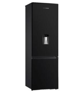 Combina frigorifica Heinner HC-H273BKWDF+