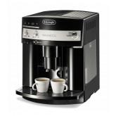 Espressor cafea DeLonghi Magnifica ESAM3000B, 1450W, 2 Cesti, Rasnita Incorporata, Negru